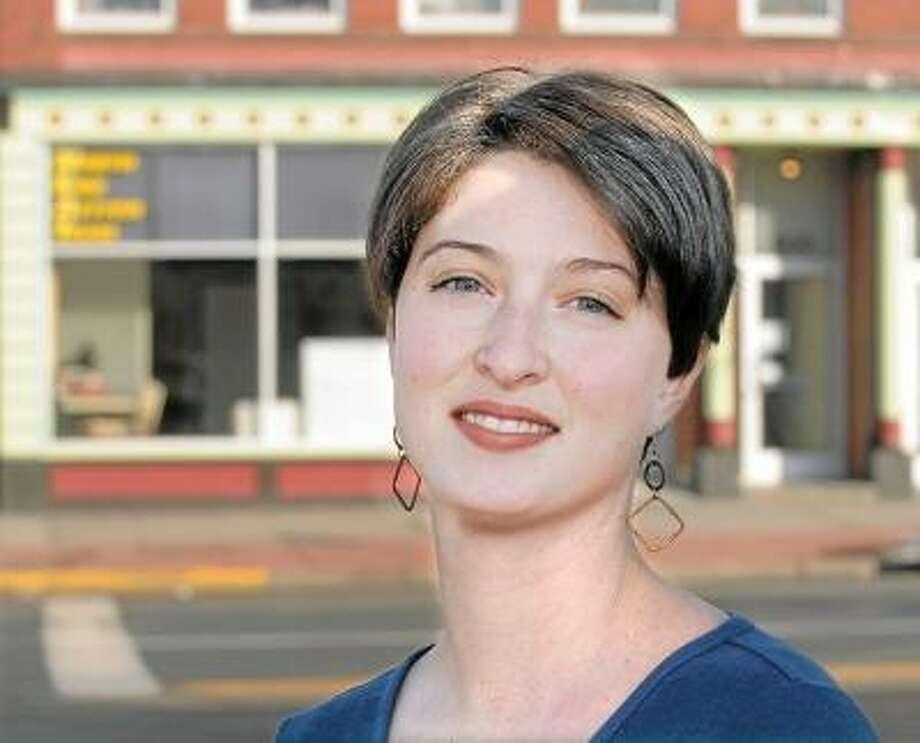 Catherine Avalone/The Middletown Press Izzi Greenberg, executive director of the North End Action Team, was named The Middletown Press Person of the Year for 2011. / TheMiddletownPress