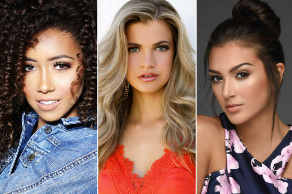 Continue clicking to see the other Miss Teen USA 2017 contestants competing this Saturday for the crown.