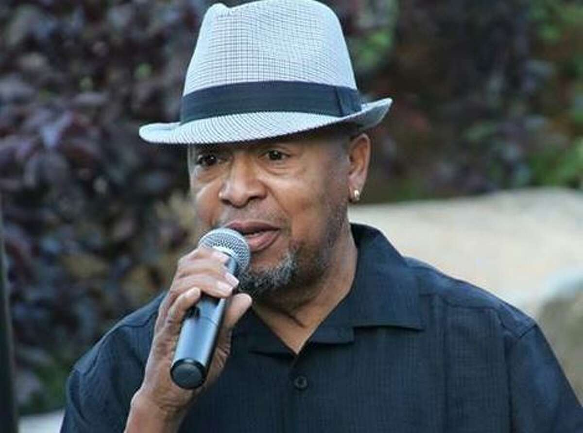 """Vocalist Richard """"Cookie"""" Thomas closes out the Norwalk Public Library's """"Hello Summer"""" concert series this Thursday."""