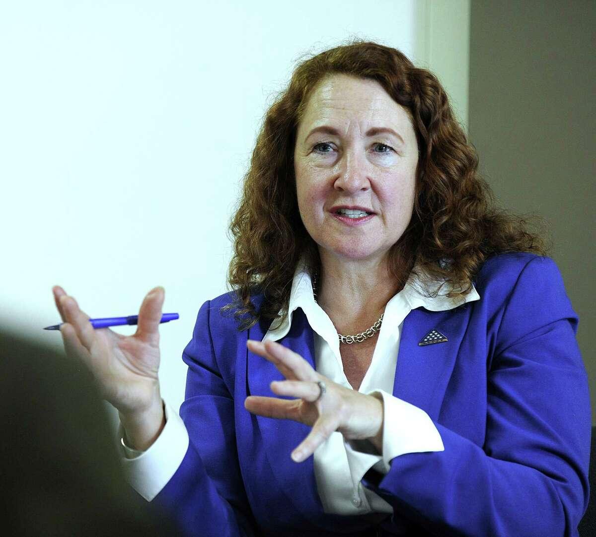 File photo of U.S. Rep. Elizabeth Esty, D- 5th.