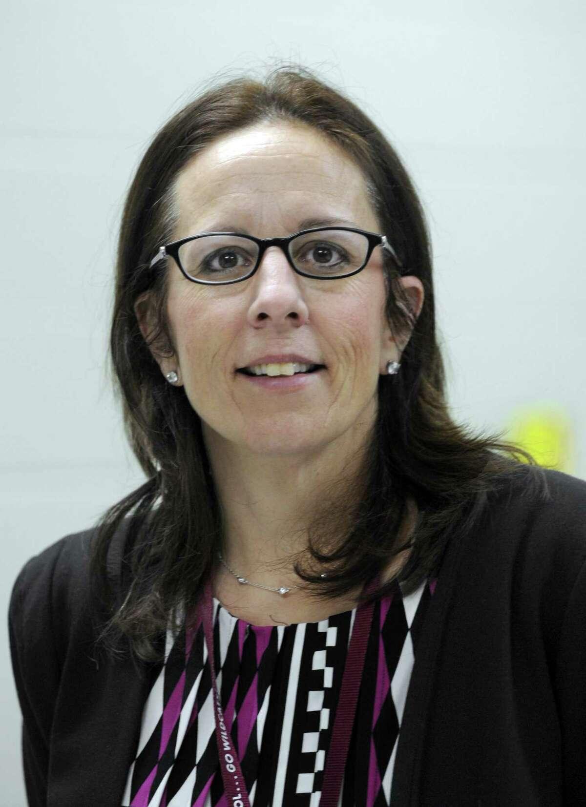 Dr. Christine Carver, superintendent of schools in Bethel.
