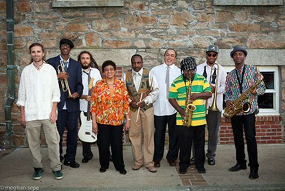 Contributed photo: The Skatalites will bring their blend of boogie-woogie blues, R&B, jazz, mento, calypso and African rhythms to The Space Wednesday. Tickets are $15 in advance and $18 at the door. Doors open at 7 p.m.