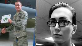 Jamie Hash is a transgender member of the Air Force stationed at Randolph Air Force Base.