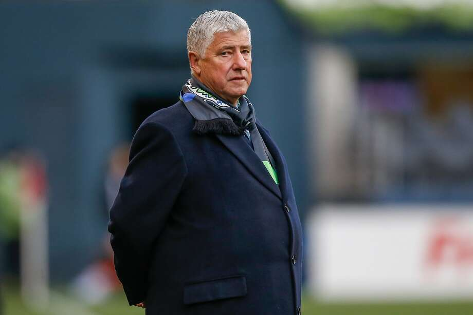 Sigi Schmid is the winningest coach in MLS history. Photo: Otto Greule Jr, Getty Images