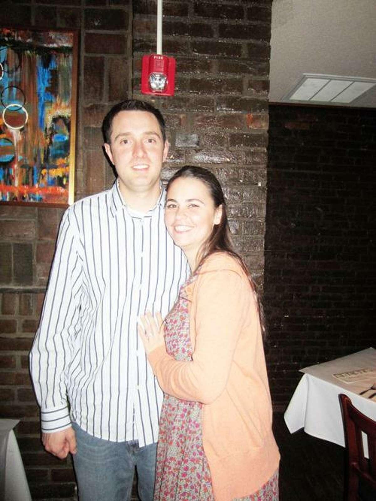 Drew Garret Munz and Kristen Elizabeth Moran