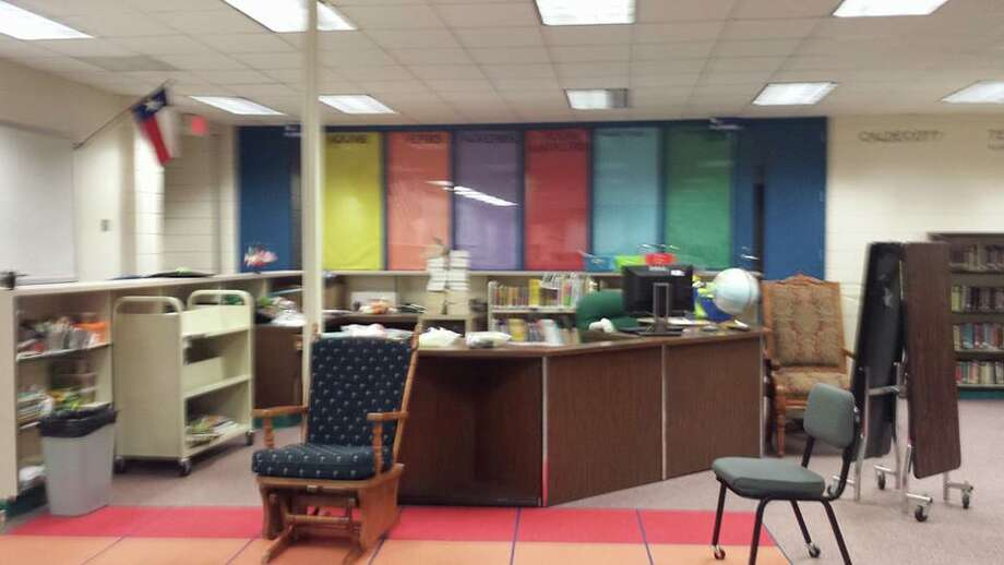 North Belt Elementary makes plans for new changes to their library. Photo: Courtesy Photo