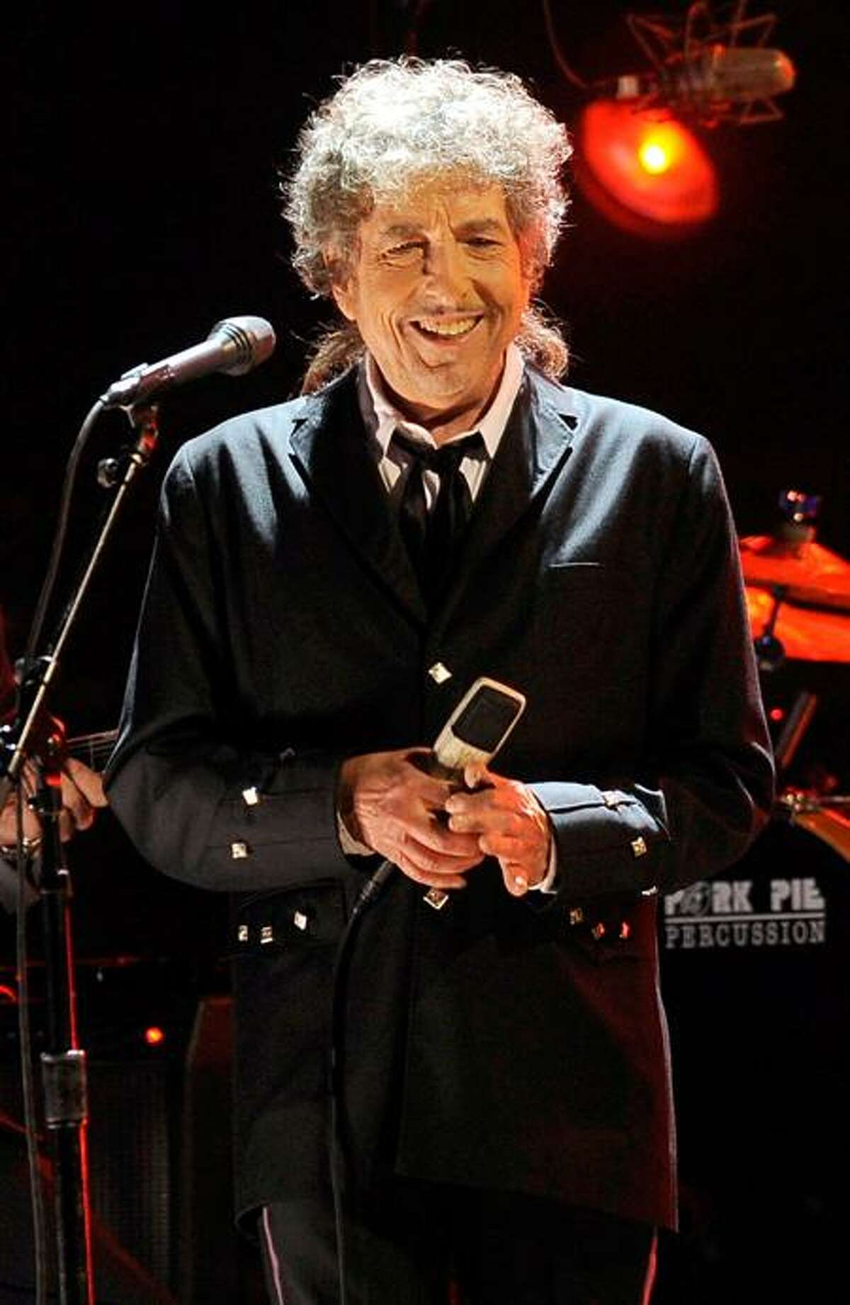 Associated Press file photo: Bob Dylan