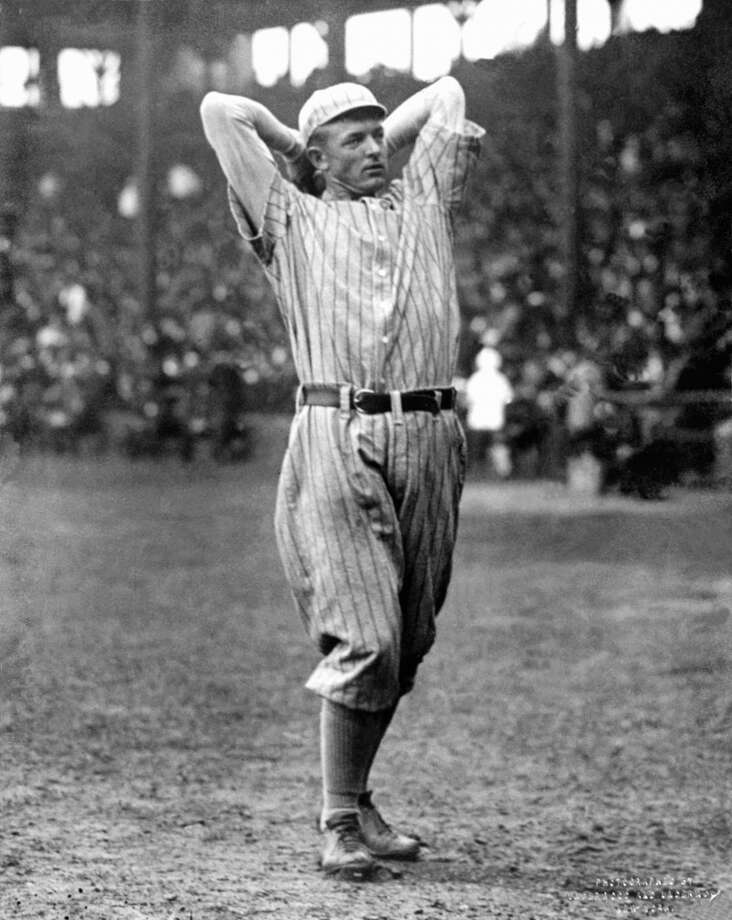 MOST LOPSIDED TRADES IN BASEBALL HISTORY1. RHP Christy Mathewson (to New York Giants from Cincinnati Reds) for RHP Amos RusieDec. 15, 1900WAR gain: 95.6 (16 seasons)Before becoming one of the five original players elected to the Hall of Fame, Mathewson went 0-3 for the Giants as a 20-year-old in 1900. Returned to Norfolk of the Virginia League after the season, he subsequently became a Rule 5 draftee of the Reds. In a colossal blunder that was its intent all along, Cincinnati traded Mathewson back to New York for Rusie, who, despite being one of the greatest pitchers of the 1890s and a Hall of Famer in his own right, was washed up by the turn of the century and hadn't pitched in a major league game since 1898.In three appearances for the 1901 Reds, Rusie went 0-1 with an 8.59 ERA and called it a day.Mathewson merely won 372 games for the Giants (and, ironically, one for the Reds in his 1916 swan song), including 30 in 1903, 33 in 1904, 31 in 1905, and 37 in 1908. He helped pitch them to four National League pennants and one World Series title, for which he was primarily responsible. In New York's five-game triumph over the Philadelphia Athletics in 1905, Mathewson threw three shutouts.With 373 victories, he is tied with Grover Cleveland Alexander atop the National League's career list. Photo: National Baseball Hall Of Fame Library/MLB Photos Via Getty Images