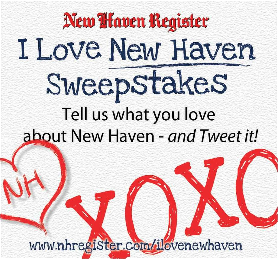 Enter at www.nhregister.com/ilovenewhaven