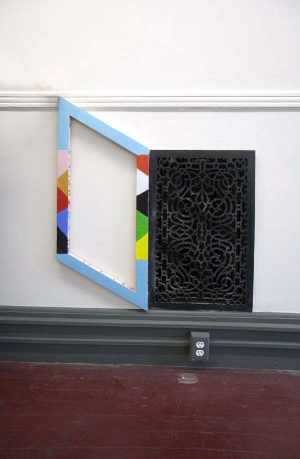 """Photo courtesy of the artist: """"Open/Closed Derivative"""" by Jill Vasilleff."""