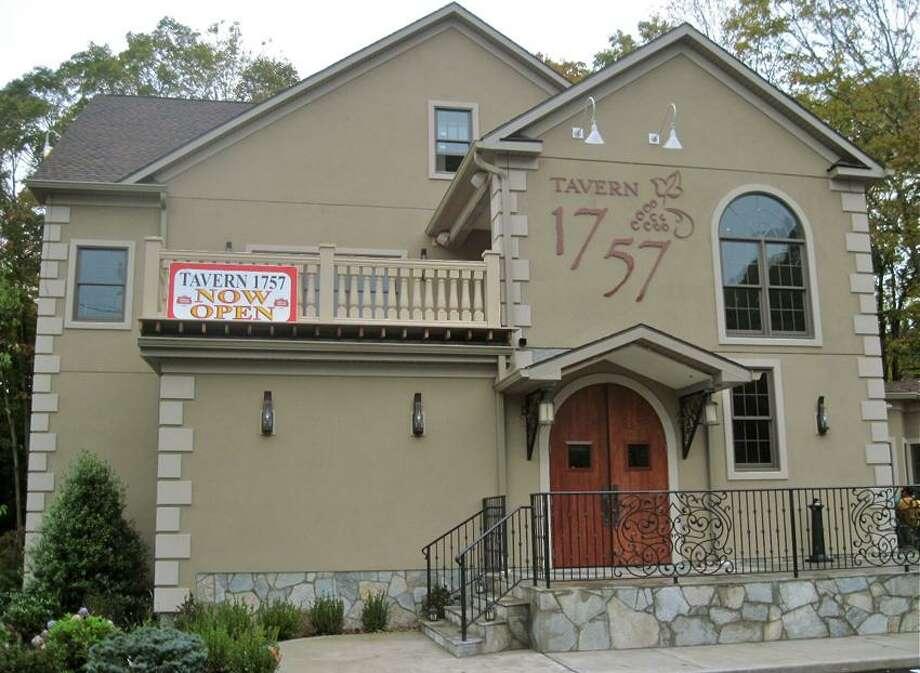 Exterior of Tavern 1757, 317 Roosevelt Drive, Seymour.