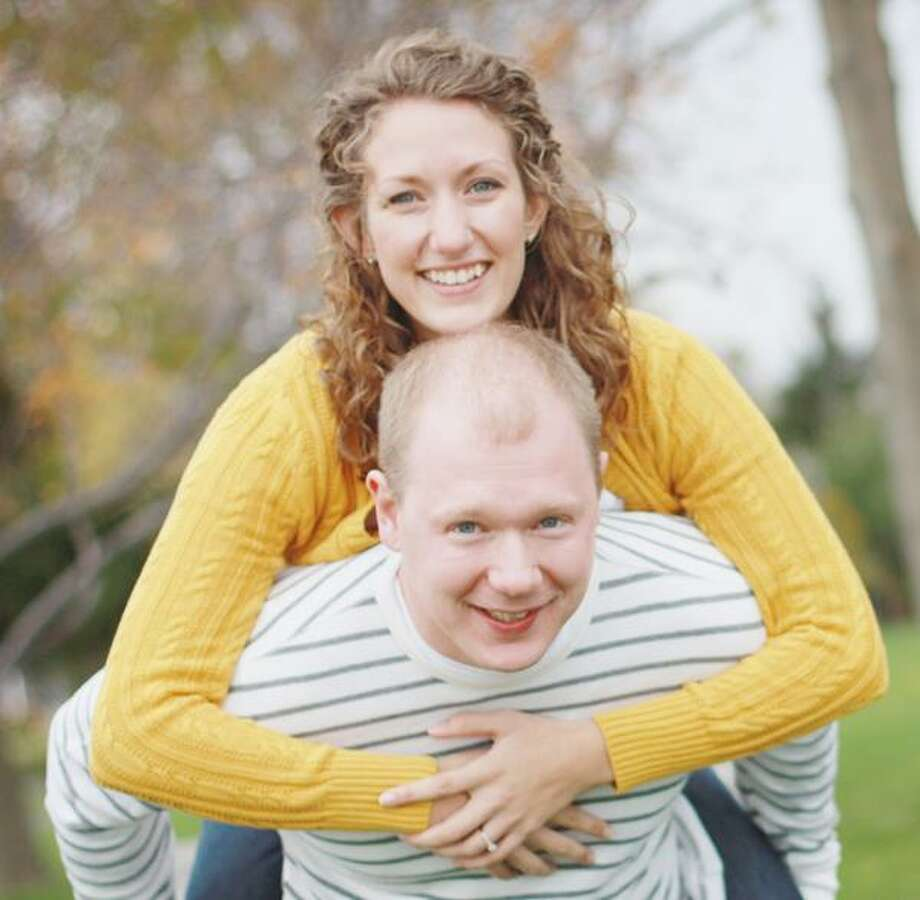 Abby Jenkins and Marc Wrolsen