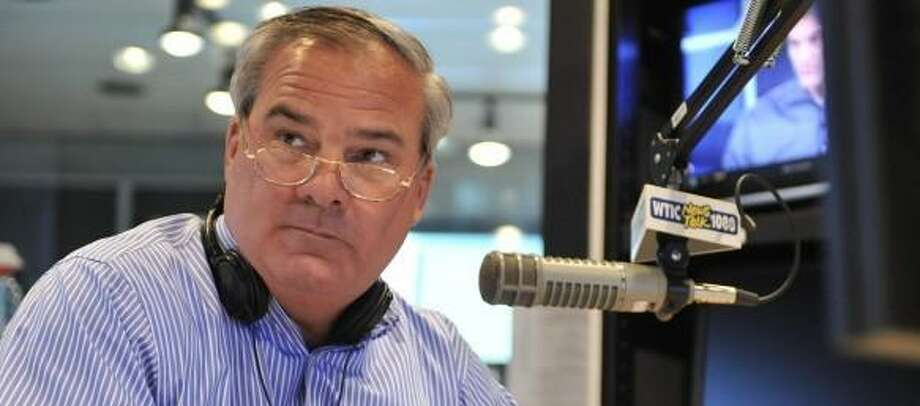 Former Connecticut governor John Rowland. (AP Photo/Jessica Hill)