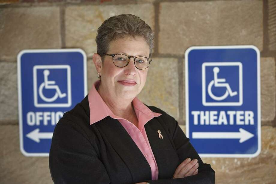 Harold Shapiro photo: Ruth M. Feldman makes theater accessible for all ages and abilities.