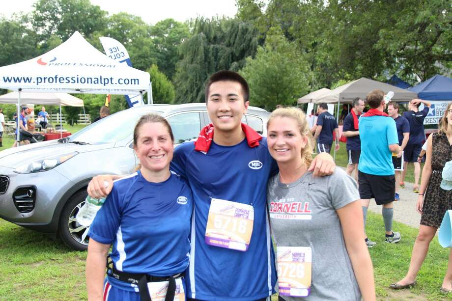 The Fairfield County Corporate Fun Run was held in Cranbury Park in Norwalk on July 27, 2017. Local corporate teams competed a 5K and enjoyed a post-race party and awards. Were you SEEN? Photo: Matt Stevens