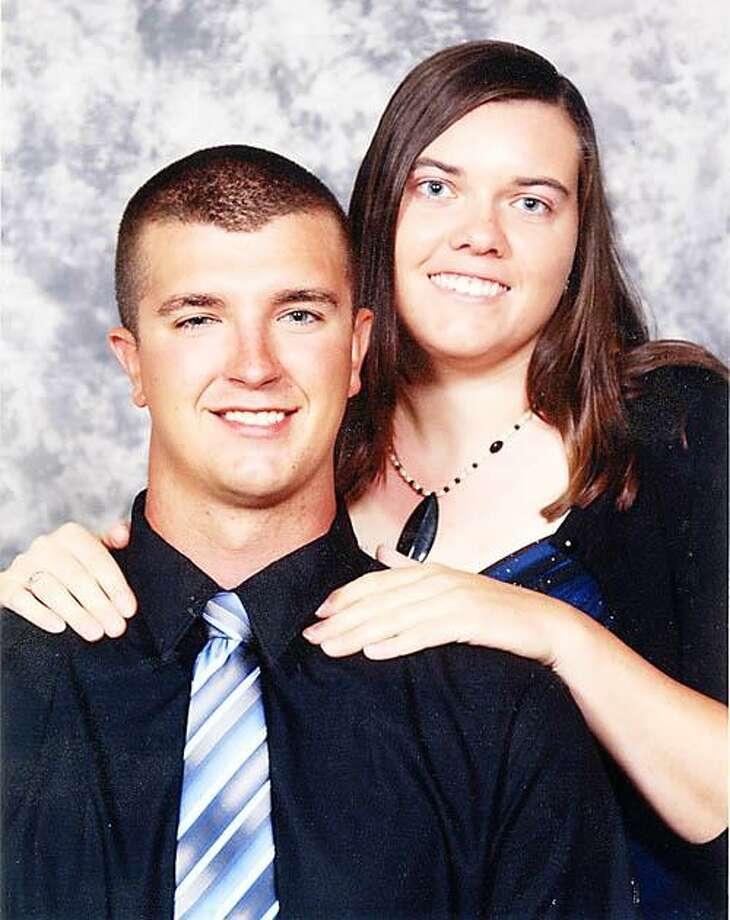 Ryan Dandignac and Nikki Cook