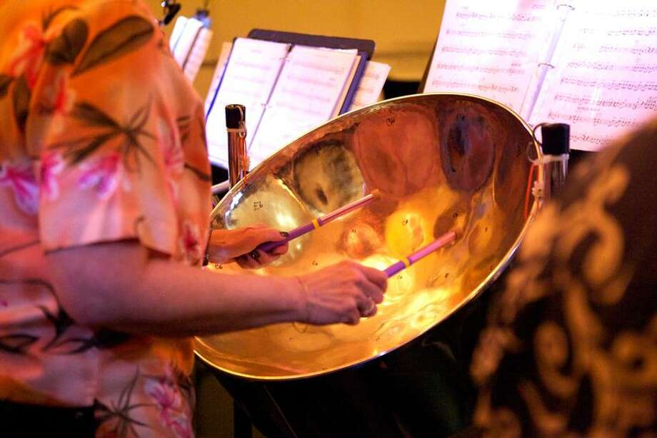 Judy Sirota Rosenthal photo: Neighborhood Music School's High C centennial finale June 10 calls on all its talent, including the Steel Pan Ensemble, the Suzuki Strings and its NMS Youth Orchestra.