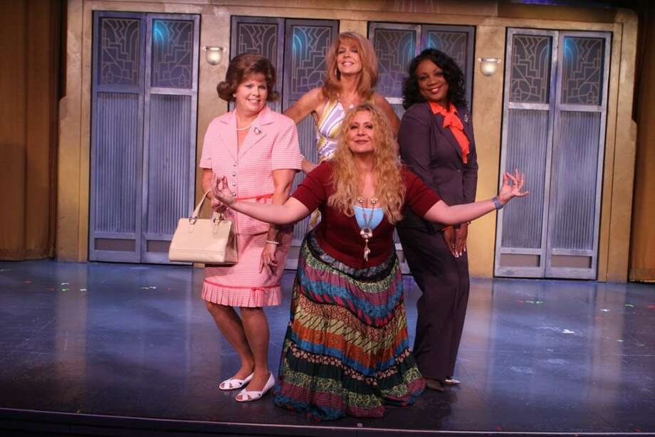 """Submitted photo The Palace Theater in Waterbury will present """"Menopause the Musical"""" April 17-18."""
