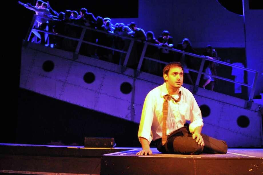 Dan Porri as Titanic's architect Thomas Andrews