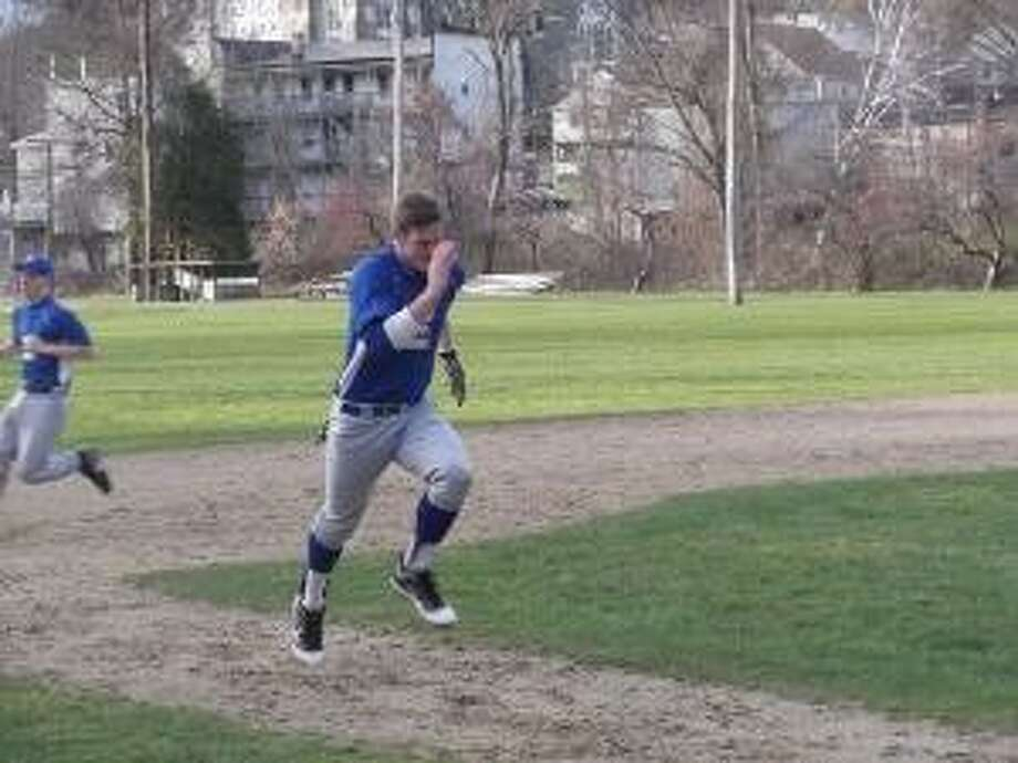 Register Citizen file art Gilbert and senior catcher Justin Morhardt are among many teams that will battle for the Berkshire League baseball championship this season.
