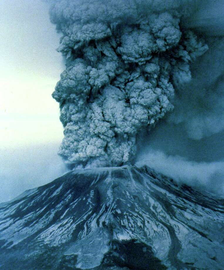 Click through to see the many ways you could be killed by a volcano. Photo: May 18, 1980 Mount St. Helens erupted causing wide spread damage and sent ash thousands of feet into the air. Photo: GRANT M. HALLER, GRANT HALLER, SEATTLEPI.COM / SEATTLEPI.COM