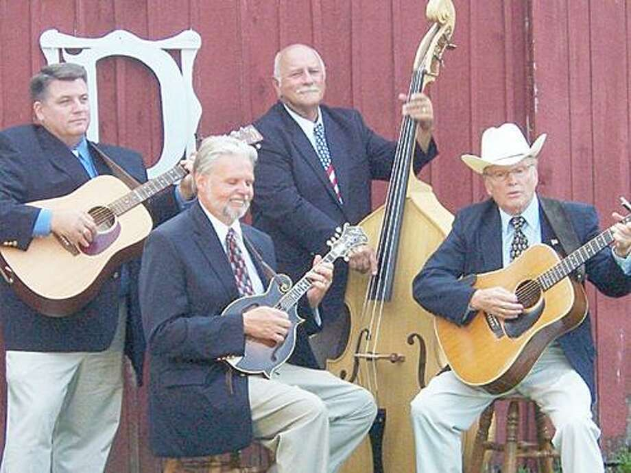 Photo Courtesy KIRKLAND ART CENTER From left are Rob Collins, Perry Cleaveland, Norm Darling and Don Springer.