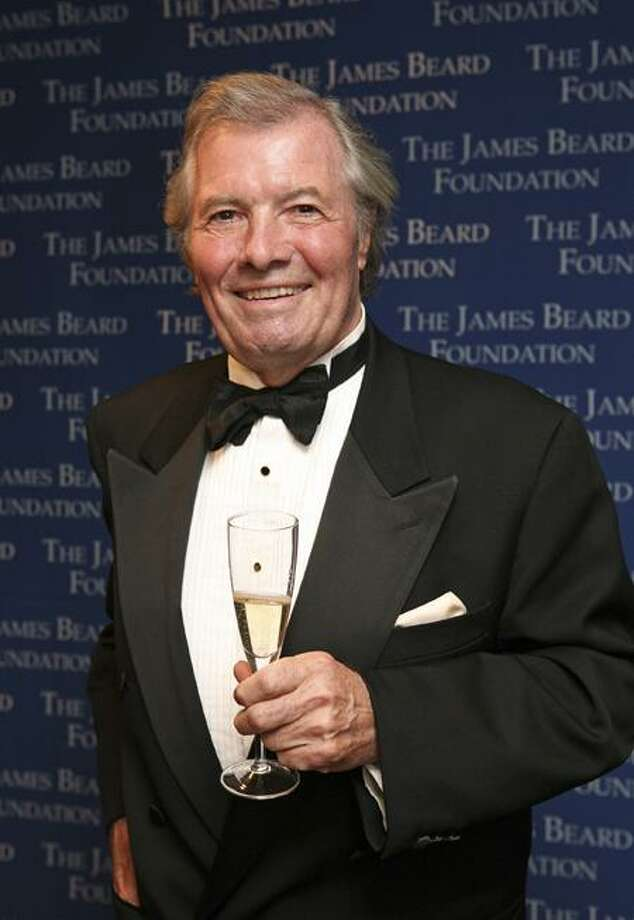 Jacques Pepin Photo: AP / AP2008