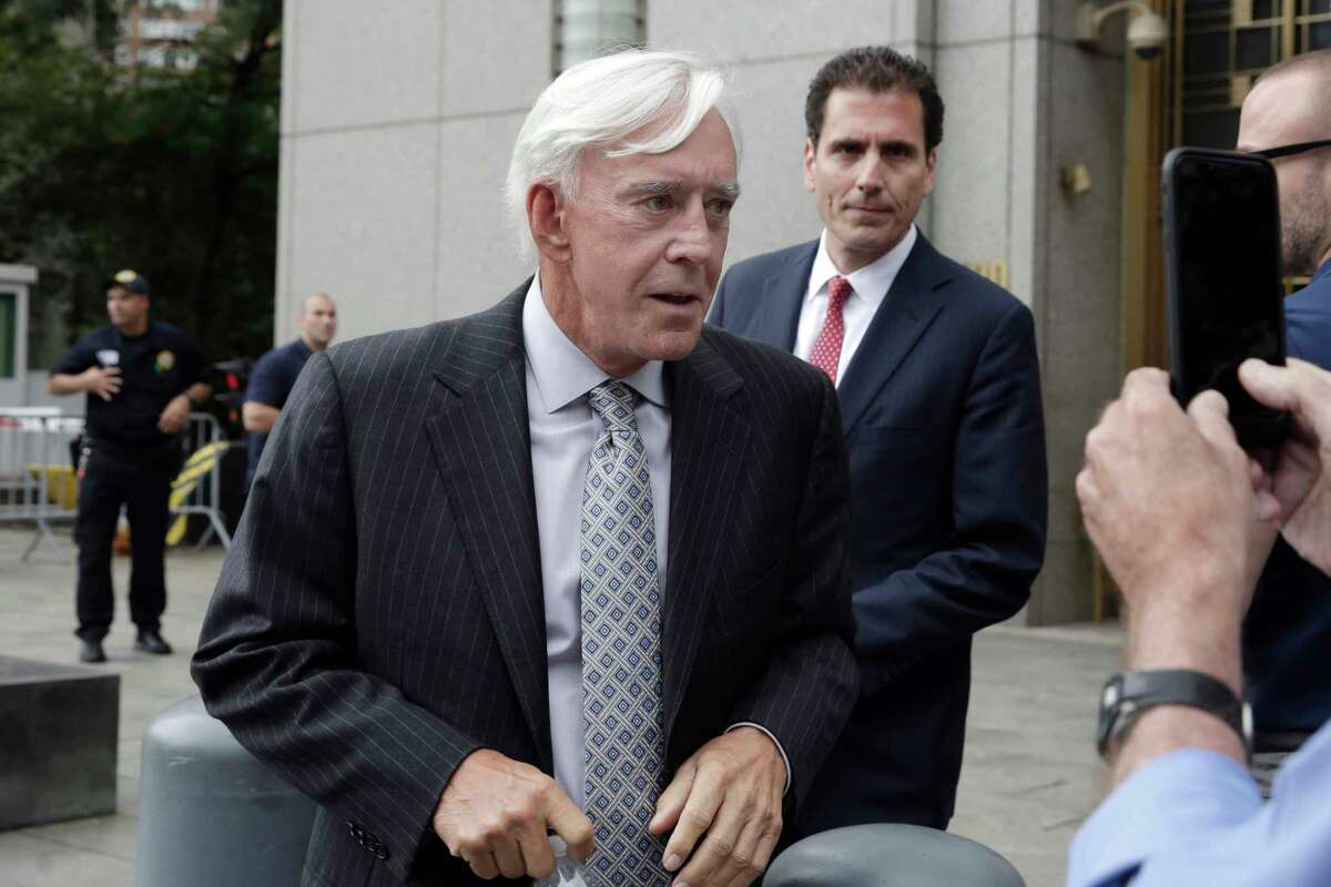 """Judge P. Kevin Castel called the crime of Billy Walters, above, """"amateurishly simple."""""""