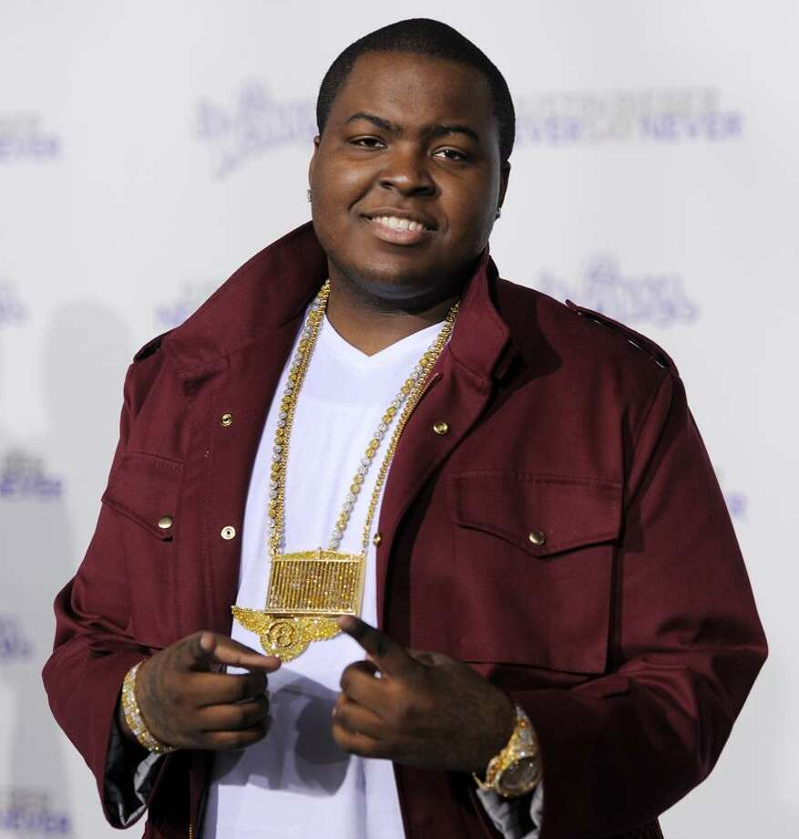 Sean Kingston was rushed to a hospital Sunday after crashing his personal watercraft into a Miami Beach bridge. (Associated Press) Photo: AP / AP2011