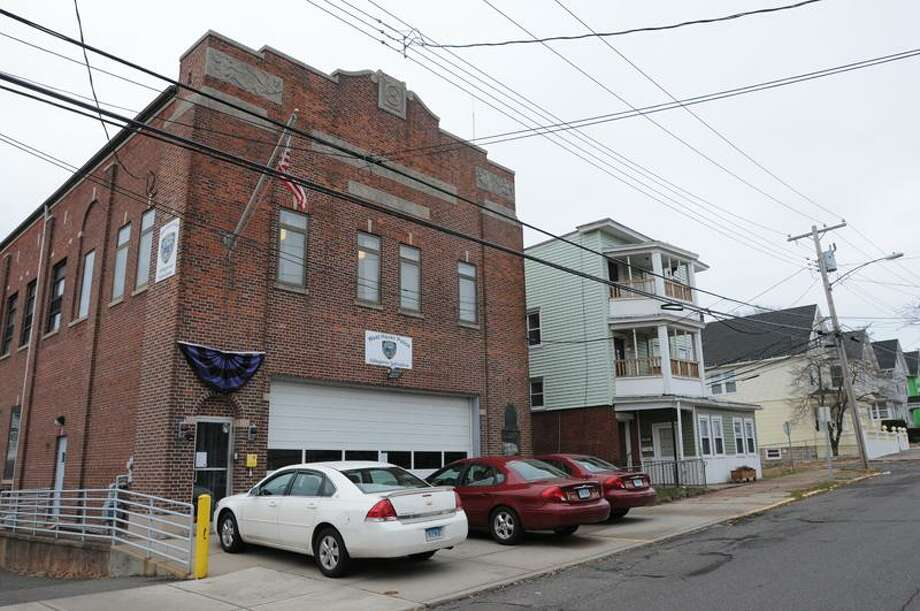 The Allingtown Fire Department is on Admiral Street in West Haven. (Peter Hvizdak/Register) / PETER HVIZDAK
