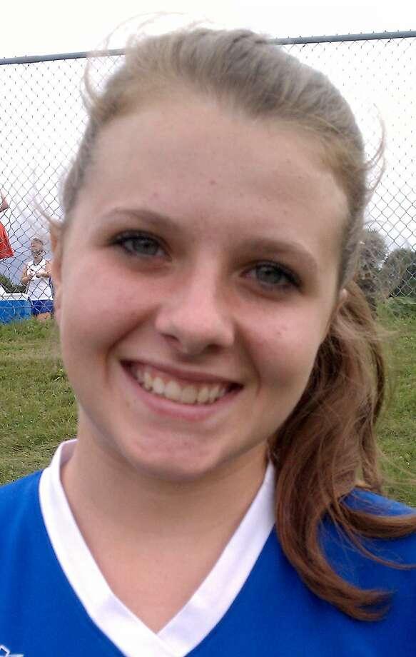 Kianne Hinkle, Camden field hockey