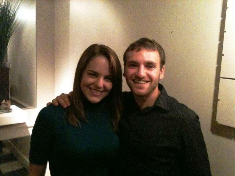Melanie and Josh