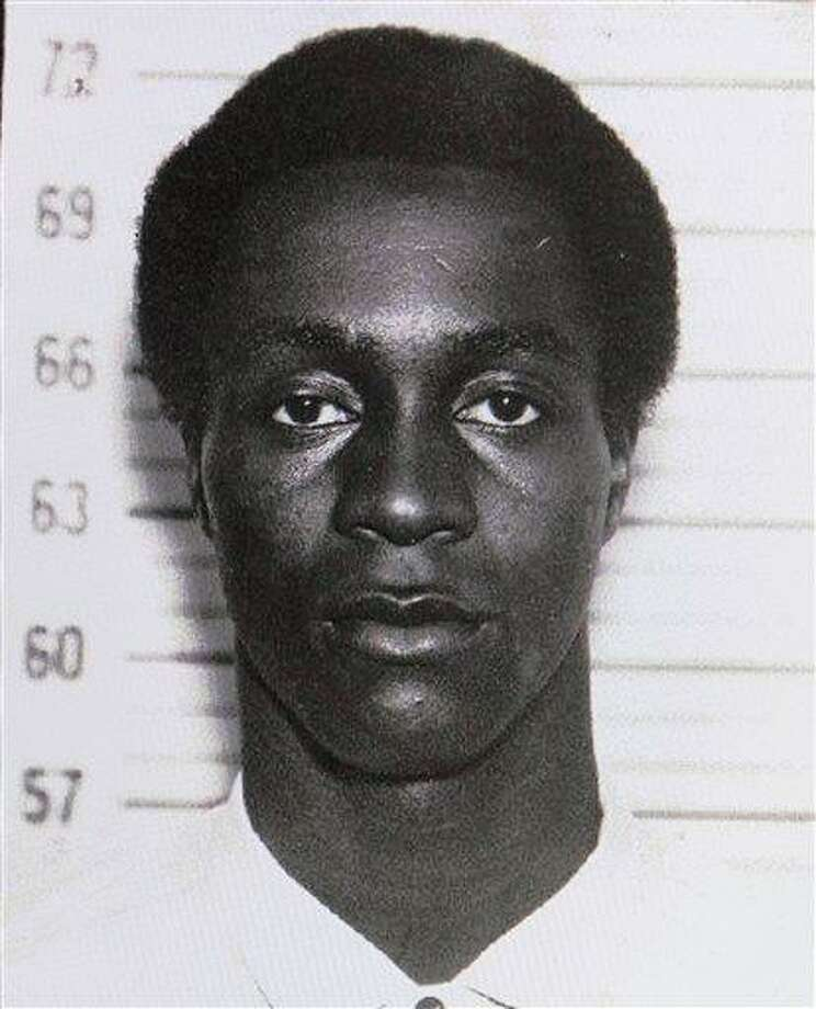 This arrest photo taken Feb. 15, 1963 and provided by the New Jersey Department of Corrections shows George Wright while in custody for the 1962 murder of a gas station owner in Wall, N.J. Wright was arrested Sept. 26, 2011, by Portuguese authorities at the request of the U.S. government after more than 40 years as a fugitive, authorities said Tuesday, Sept. 27, 2011.  The FBI says Wright, who escaped the Bayside State Prison in Leesburg, N.J., in 1970, became affiliated with the Black Liberation Army and in 1972 he and his associates hijacked a Delta flight from Detroit to Miami. After releasing the passengers in exchange for a $1 million ransom, the hijackers forced the plane to fly to Boston, then on to Algeria. (AP Photo) Photo: AP / Copyright 2011 The Associated Press. All rights reserved. This material may not be published, broadcast, rewritten or redistributed.