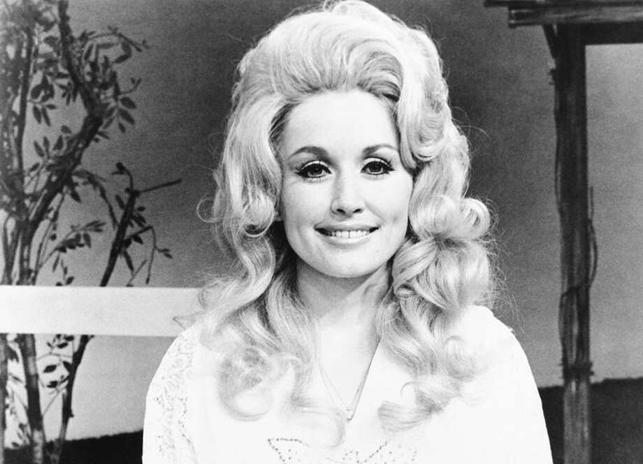 Dolly Parton, country music singer-composer in February 1975. (AP Photo/RCA) Photo: AP / AP1975
