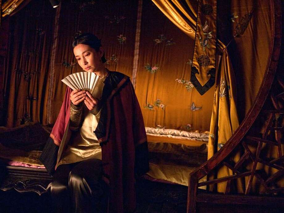 "In this film publicity image released by Fox Searchlight Pictures, Li Bing Bing is shown in a scene from ""Snow Flower and the Secret Fan."" (AP Photo/Fox Searchlight Pictures) Photo: AP / TM and © 2010 Twentieth Century Fox Film Corporation. All rights reserved. Not for sale or duplication."
