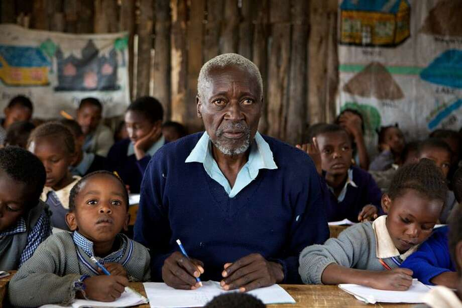 "National Geographic Entertainment: Oliver Litondo stars in ""The First Grader,"" the true story of Kimani Ng'ange'a Maruge, now playing at Criterion Cinemas."