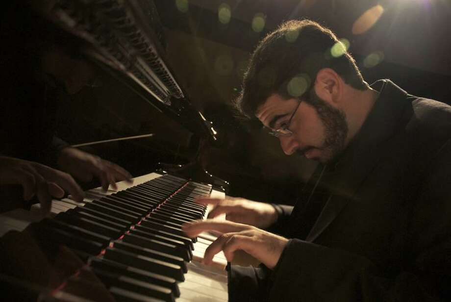 Pianist Michael Brown is the guest soloist for Thursday's concert