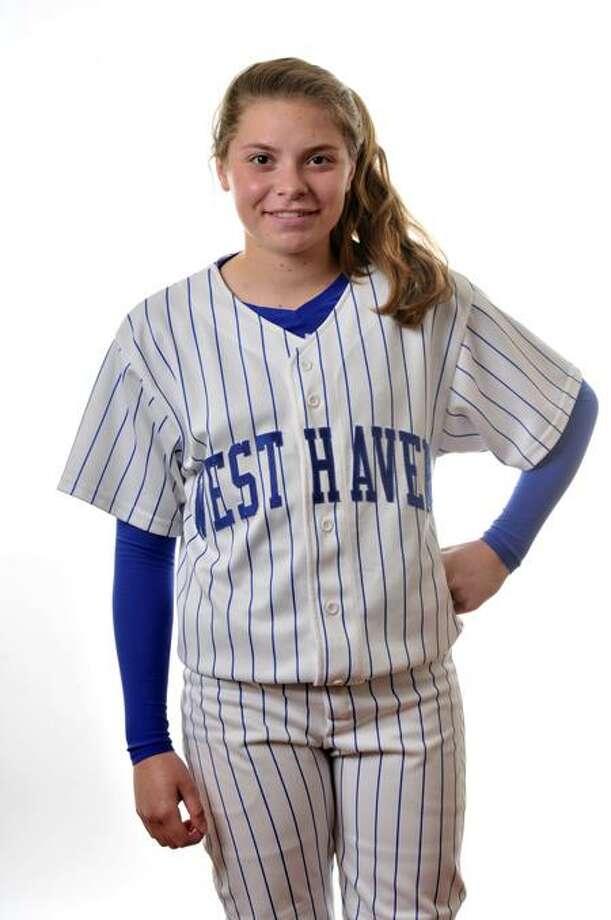 Female Athlete of the Week, Camdyn Morgillo, West Haven softball