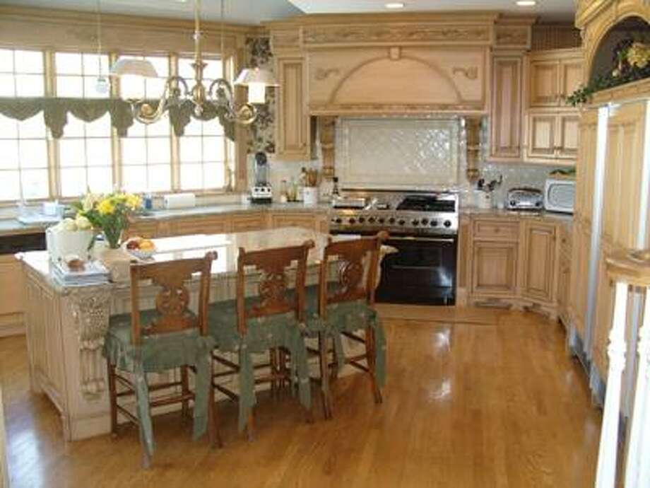 Alex Winter/GEM photo: Those kinds of kitchens we've always wanted, including this one in Woodbridge, will be the stars of a kitchen tour April 3 to benefit the Gateway Community College Foundation.