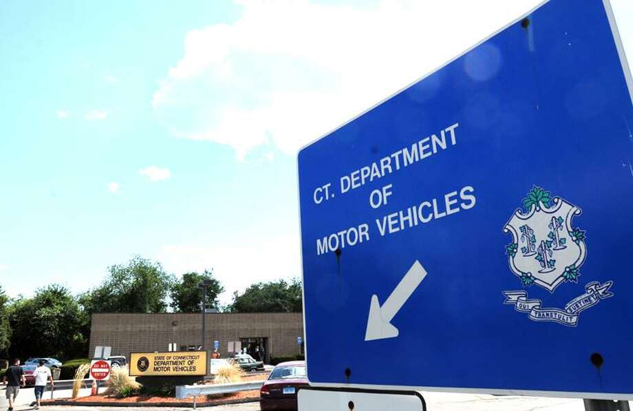The Department of Motor Vehicles office in Old Saybrook is going to be closed. Mara Lavitt/Register