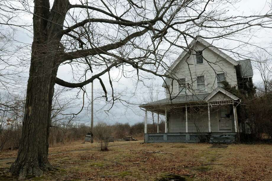 The Maselli Farm and house in Hamden. Photo by Mara Lavitt/New Haven Register3/14/11