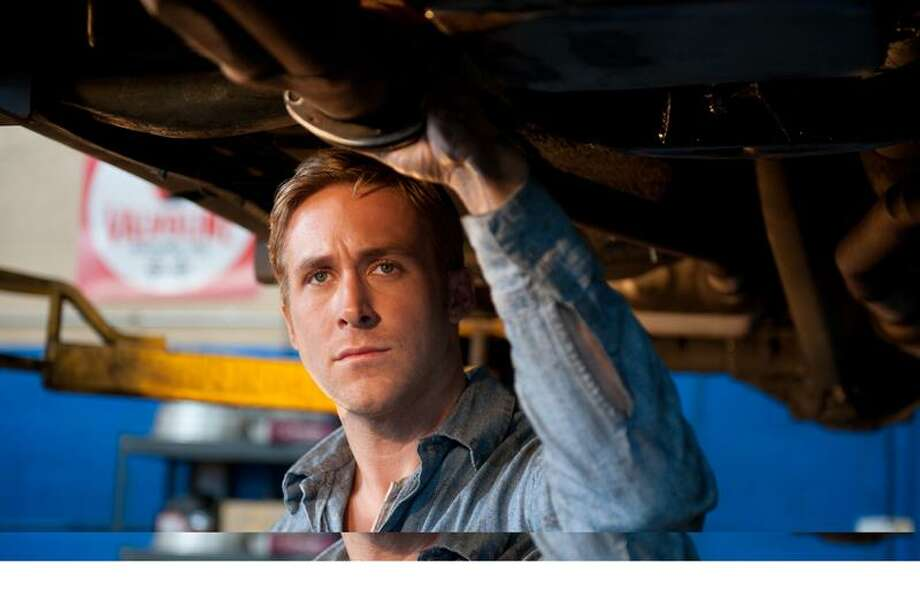 "Richard Foreman/Film District photo: Clearly, Ryan Gosling took the Steve McQueen Driving Course for ""Drive."" Photo: AP / AP2010"