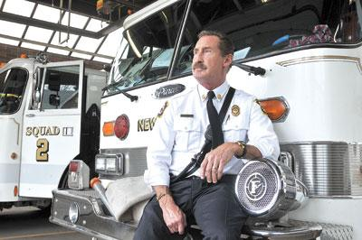 On His Own Terms New Haven Firefighter Didn T Let