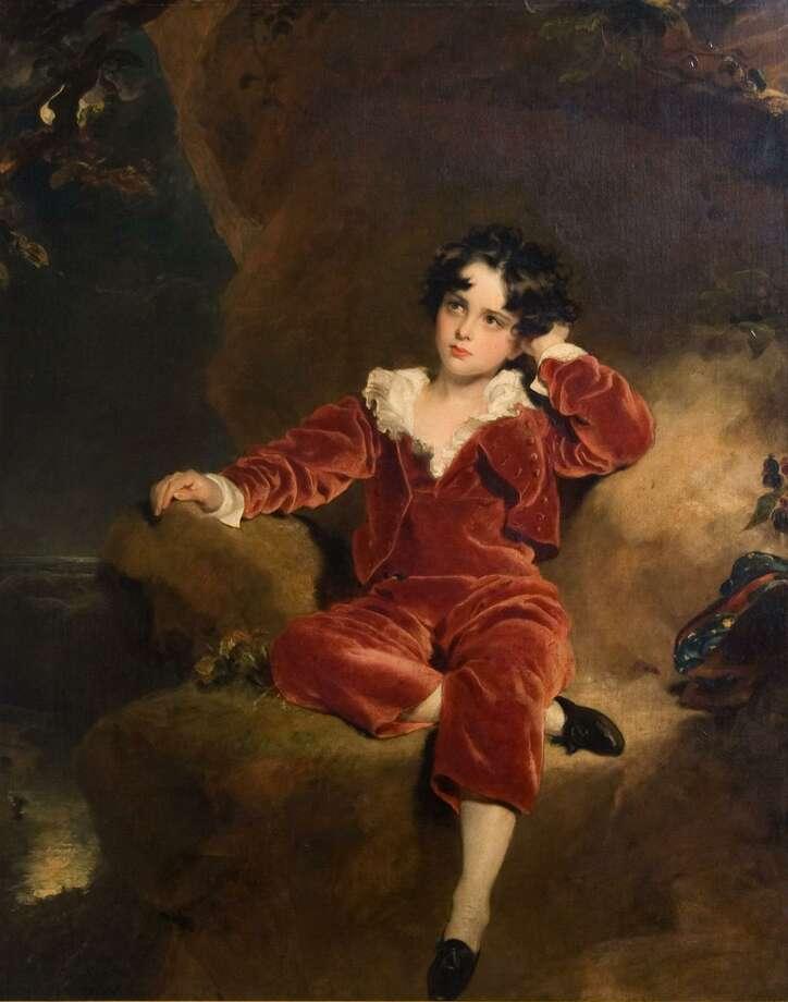 """Charles William Lambton"" / COLIN DAVISON"