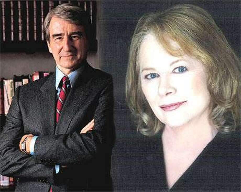 Shirley Knight has acquired an enviable resume in her 50-plus years as an actor. Sam Waterston plays art historian Bernard Berenson in his third starring role at Long Wharf. (Contributed photos)