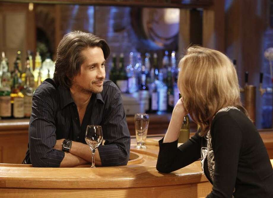 """ABC: Michael Easton and Kassie DePavia of ABC's """"One Life to Live."""" Photo: ABC / ©2011 American Broadcasting Companies, Inc. All rights reserved."""