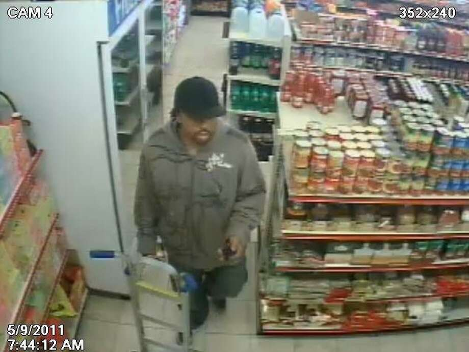 Police are seeking this man as a possible witness in connection with deli shooting.