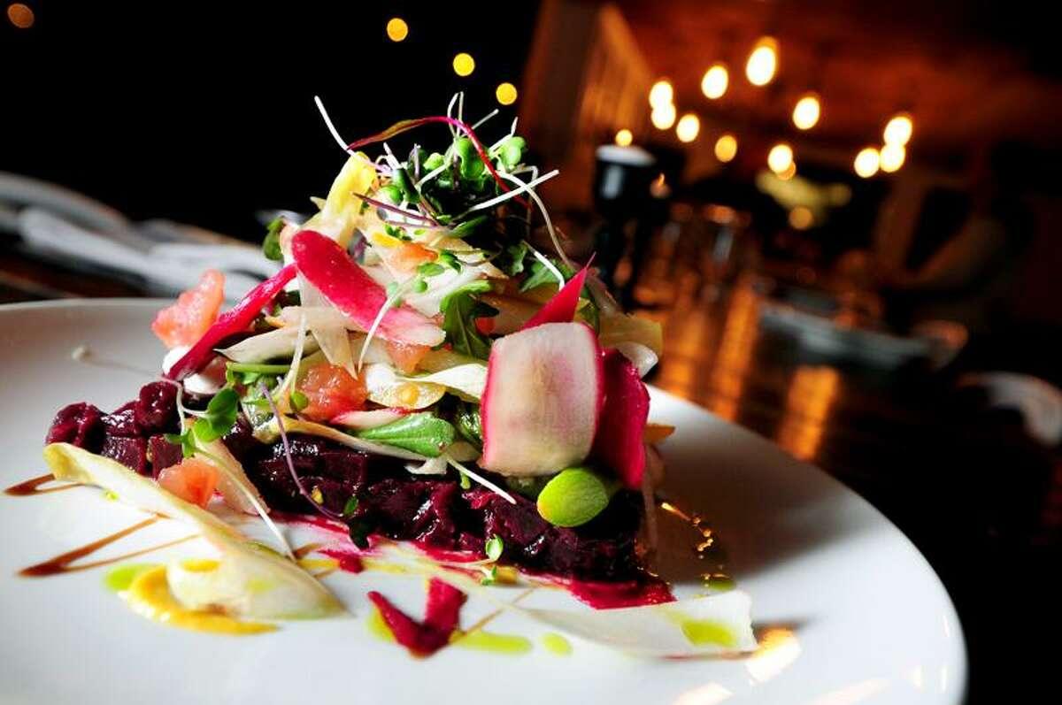 Arnold Gold/Register photo: The Suburban's Beet Salad