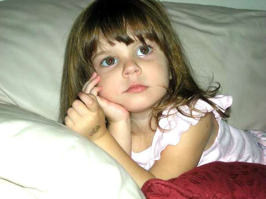 Caylee Marie Anthony at age 2 Photo: AP / AP2008