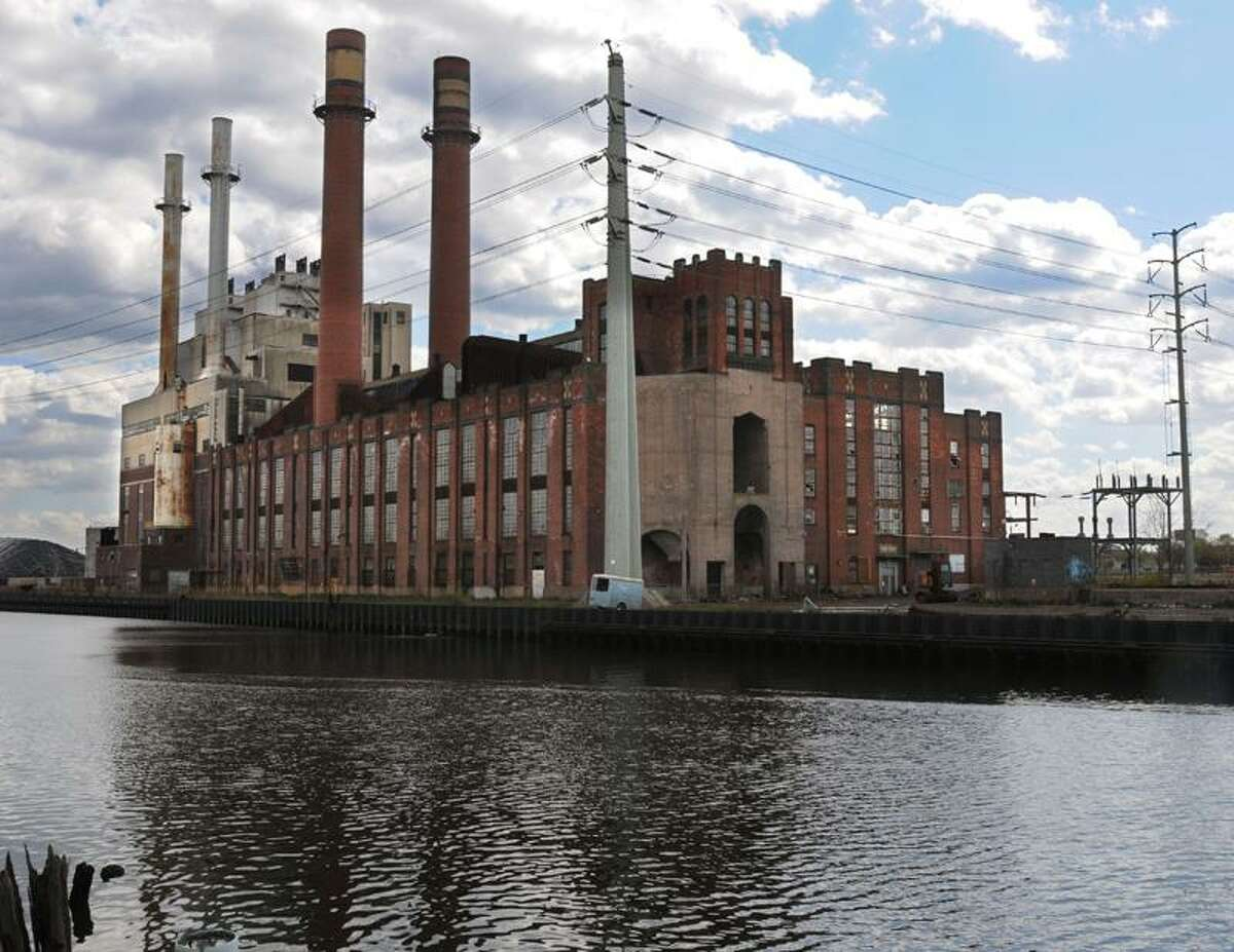 English Station brownfield site in New Haven. Photo by Mara Lavitt/New Haven Register